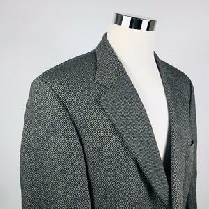 Hugo Boss 44R Apollon Sport Coat Wool Cashmere